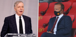 Kroenke and Woodward