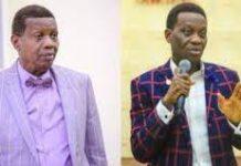Oluwadamilare Temitayo Adeboye and Pastor Enoch Adeboye